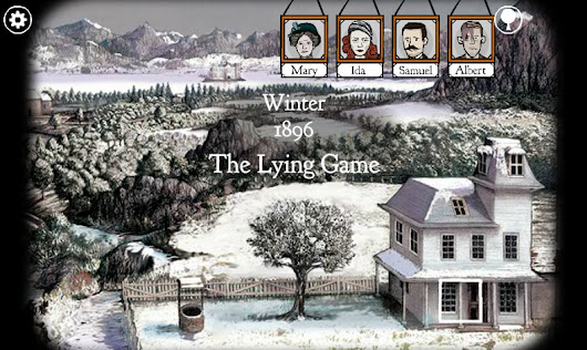 Walktrough Rusty Lake : Roots - The Lying Game Bahasa Indonesia