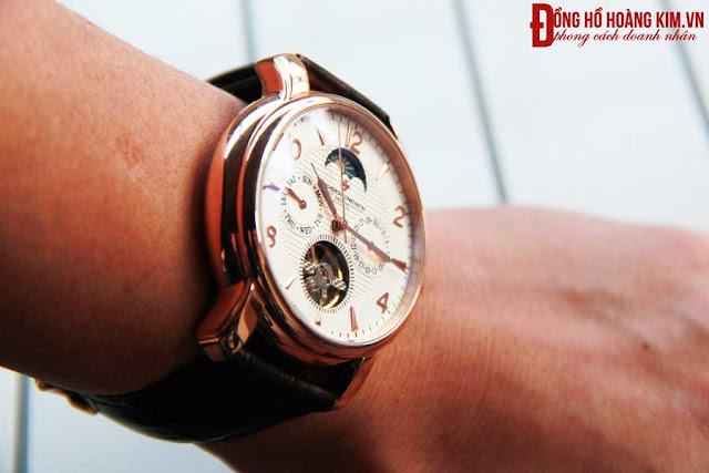 Đồng hồ cơ lộ máy Vacheron