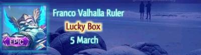 Franco Valhalla Ruler