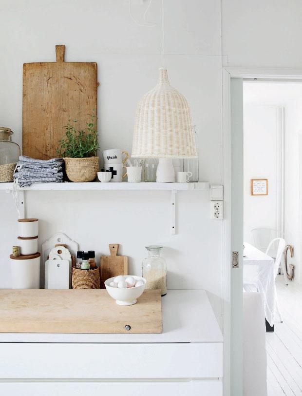 Styling en la cocina de Line Kay
