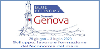 Conferenza stampa Blue Economy Summit
