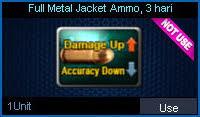 Full Metal Jacket Ammo