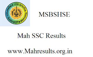 Mah SSC Results