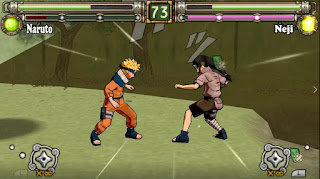 Saiu!! New Naruto Ultimate Ninja Heroes 2  [MOD] Para Android E Pc [PPSSPP] DOWNLOAD