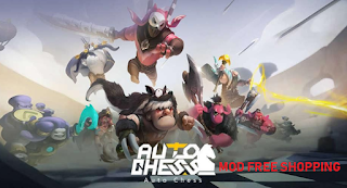 Game Auto Chess Mod Apk Free Download