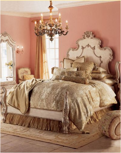 Romantic Room Lay Out: Key Interiors By Shinay: Romantic Bedroom Design Ideas