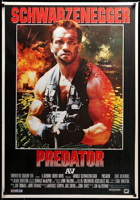 Predator (1987) ταινιες online seires xrysoi greek subs