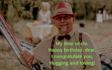 Birthday Wishes for an Uncle