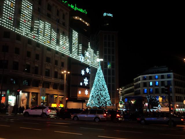 Música en Madrid para esta Navidad 2011