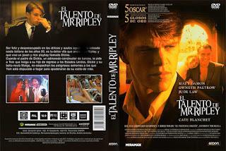 Carátula: El talento de Mr. Ripley