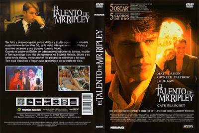 Carátula: El talento de Mr. Ripley / Película / Descargar