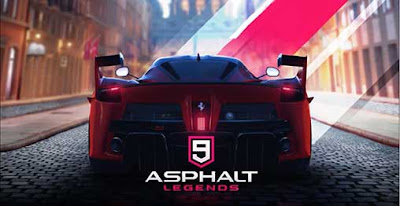 ashpalt 9