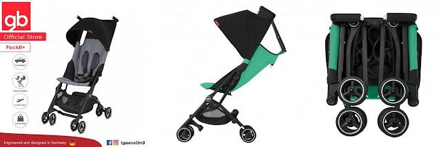 Baby gear penting bila cuti dengan anak-anak