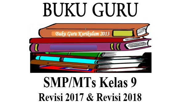 Buku K-2013 Guru SMP/MTs Kelas 9 Edisi Revisi