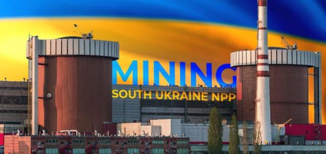 Украинские АЭС будут майнить криптовалюты