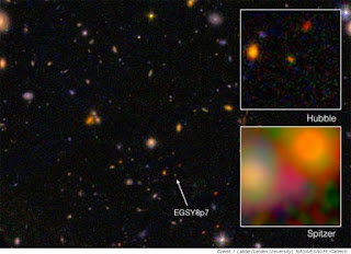 Anomalie galassia antica senza vita: scoperta incredibile