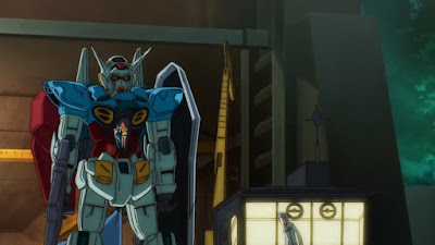 Gundam G Reconguista Episode 01 - 02 Subtitle Indonesia