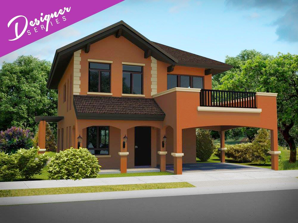 Crown asia philippines vita toscana designer 211 for Affordable house