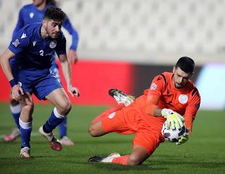 Νίκη της Κύπρου επί του Λουξεμβούργου με 2-1 «Είχε Κάστανο»