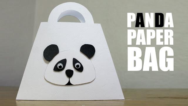50 Desain Paper Bag/ Tas Belanja PANDA