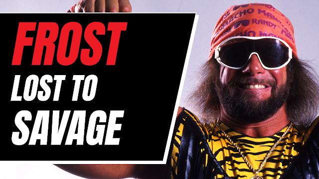 JAY ALEXANDER FROST VS MACHO MAN RANDY SAVAGE, WWE 2K19
