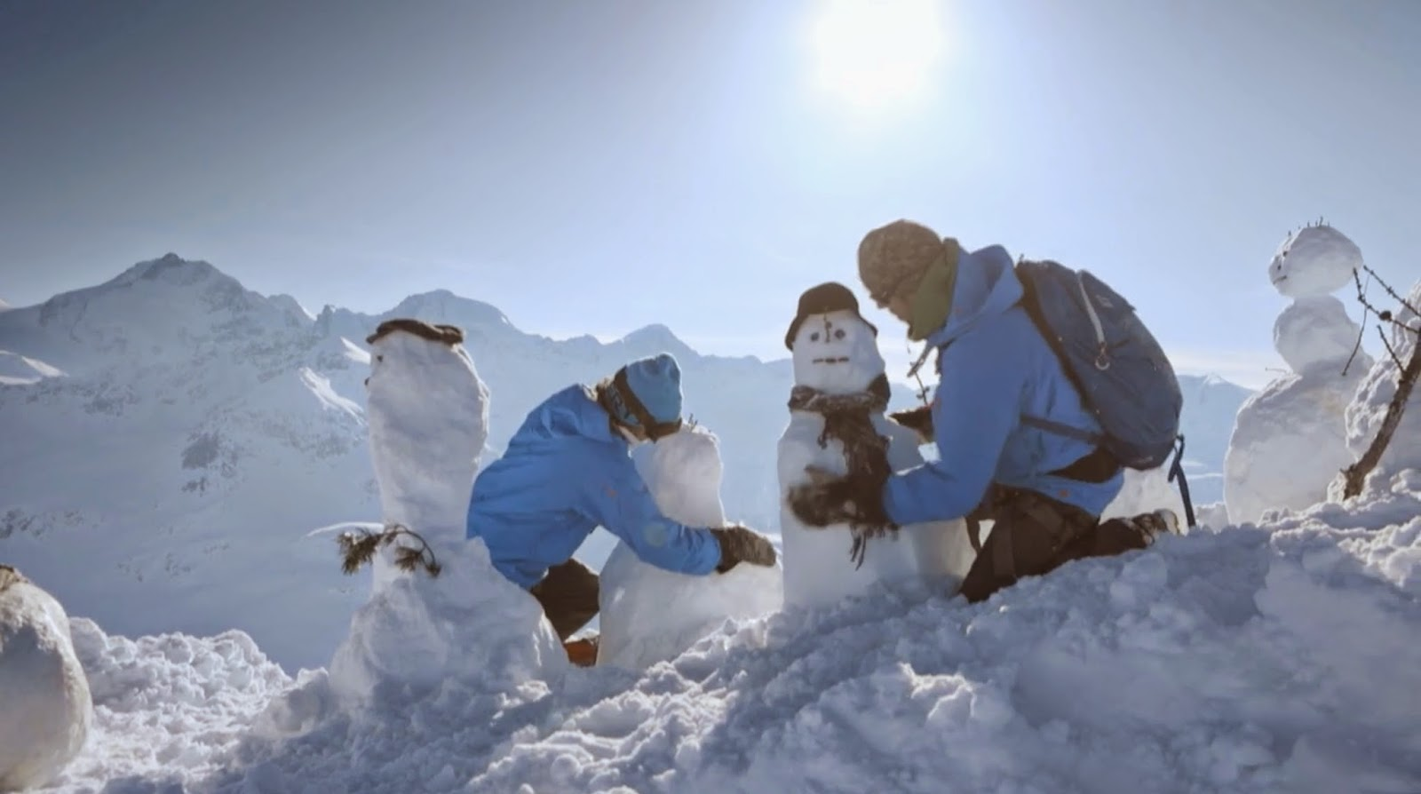 Seguros Zurich, Save the Snowman