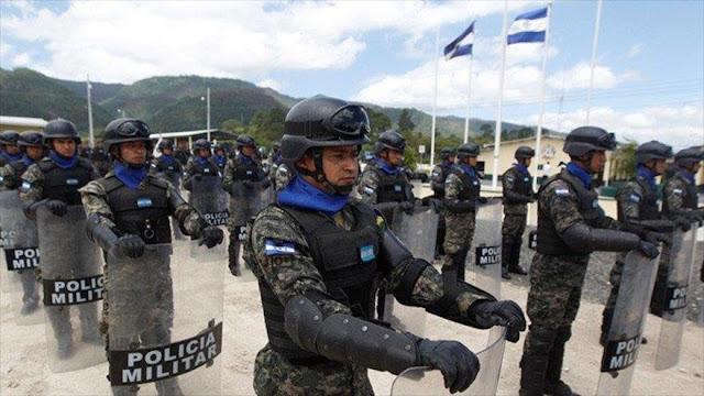 Honduras reorganiza su Policía y despide a 2100 agentes