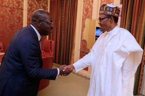 Edo Guber: Gov Obaseki to reveal next move after meeting with Buhari