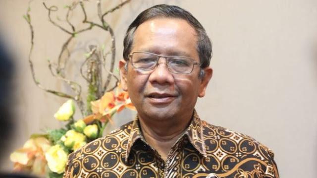 Polemik PSBB Jakarta, Mahfud MD Skakmatt Anies Baswedan