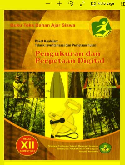 Buku Siswa Pengukuran dan Perpetaan Digital SMK Kelas12 (XII) Semester 5 Kurikulum 13