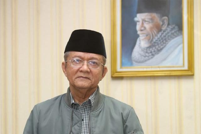 Pengacara Harap MUI Undang Sukmawati untuk Klarifikasi, Anwar Abbas: Tak Usah