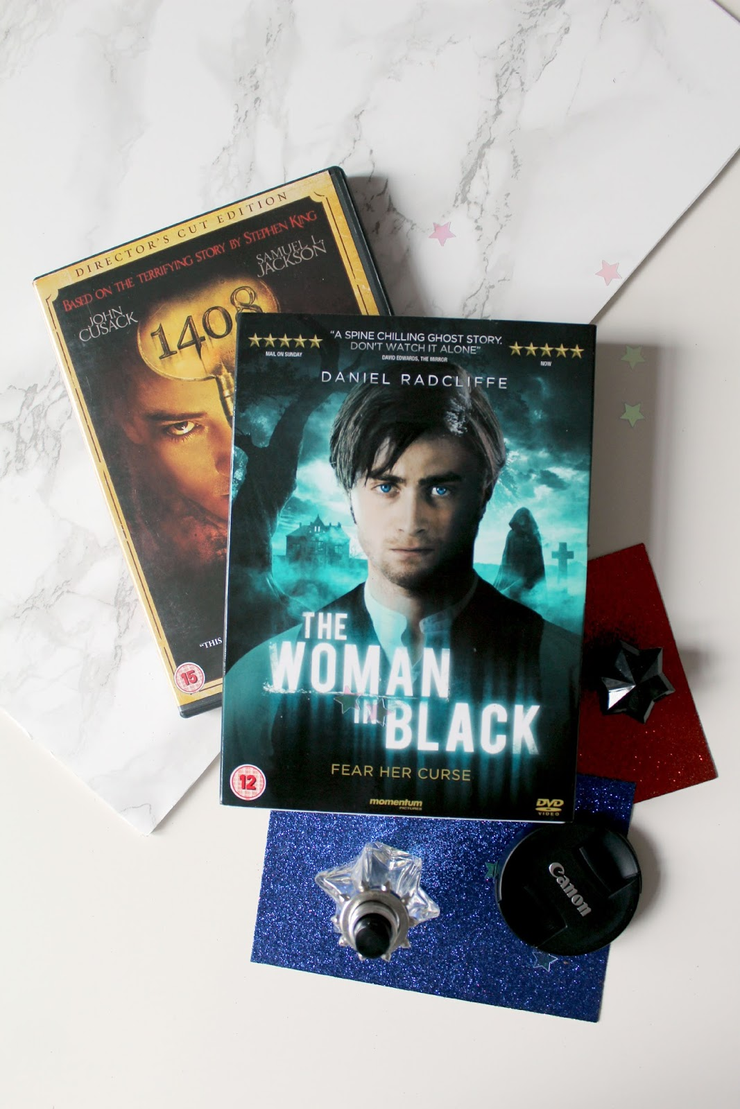 horror films worth watching, best horror films, 1408, the woman in black,