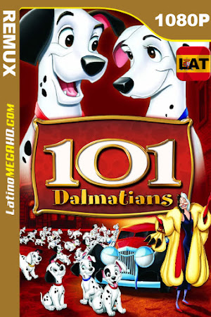 101 Dálmatas (1961) Latino HD BDREMUX 1080P ()