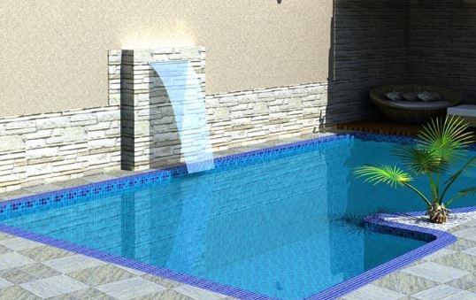 Cascatas para piscinas para que serve cascata de piscina for Juntas piscina