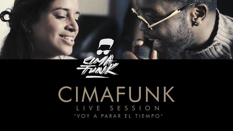 CIMAFUNK - ¨Voy a parar el tiempo¨ - Videoclip. Portal Del Vídeo Clip Cubano
