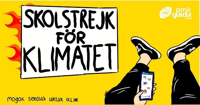Siapapun Boleh Bicara Perubahan Iklim