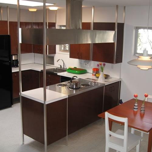 Kitchen Bath Remodel Gives Mid Century Home Modern Updates: Braxton And Yancey: MID CENTURY MODERN KITCHENS