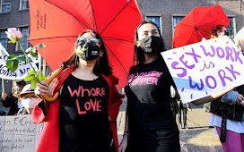 3'  Dutch Sex Workers Protest Against Lockdown, Demand Right To Return To Work