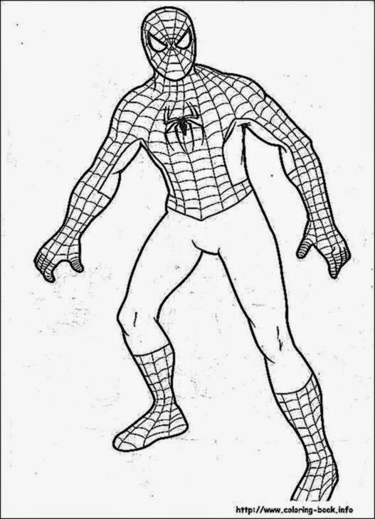 amazing spider man 4 coloring pages - the amazing spider man 2 coloring pages printable