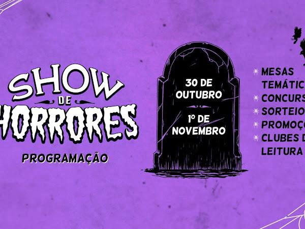 Show de Horrores da Editora Suma: Evento de Halloween