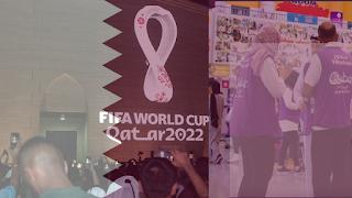 قطر تفتح باب التسجيل لكل الشباب الوطن العربي والعالم للتطوع في التحضير لمونديال 2022
