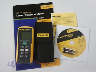Darmatek Jual Fluke 419D Laser Distance Meter