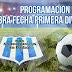 PROGRAMACION 3RA FECHA PRIMERA DIVISION