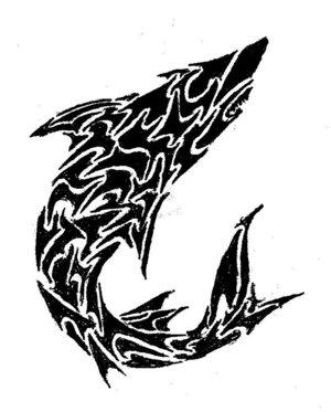 Tattooz Designs: Tribal Shark Tattoos Designs| Tribal