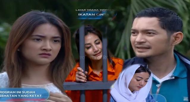 Sinopsis Ikatan Cinta 26 Juli 2021: Nino Beruntung Dengar Omongan Katrin, Papa Surya Seret Elsa ke Penjara