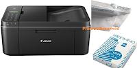 Logo Stampante Canon scontata del 45% + carta stampa 500 foglie a poco più di 43€ e non solo!