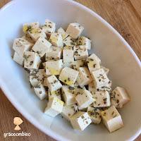 Tofu aperitivo
