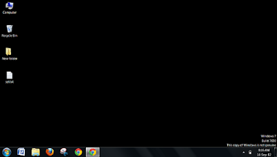 6 Cara Ampuh Mengatasi Layar Hitam Pada Laptop Windows 7