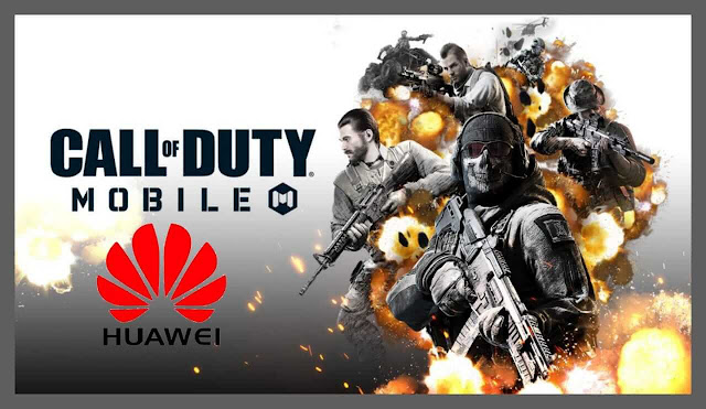 كيفية تثبيت Call of Duty Mobile على هواتف هواوي بدون خدمات جوجل بلاي