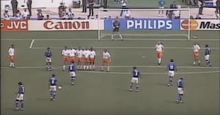نوستالجيا الفوتبول:البرازيل وهولندا خلال مونديال 1994